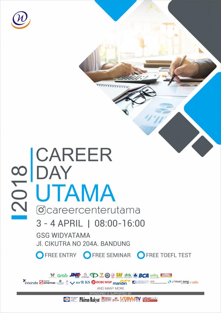 CAREER DAY UTama 2018