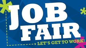 Job Fair 24-26 Juli 2019