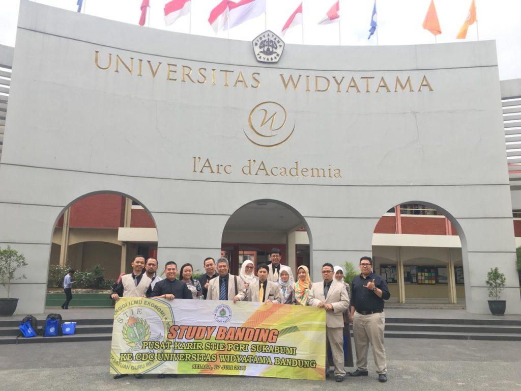 Studi Banding STIE PGRI Sukabumi