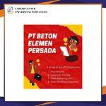 PT BETON ELEMEN PERSADA